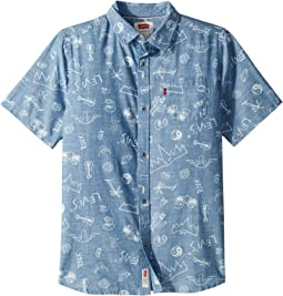 The Smith Short Sleeve Shirt (Big Kids)