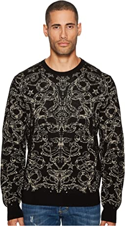 Just Cavalli - Baroque Sweater