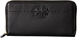 Tory Burch - McGraw Zip Continental Wallet