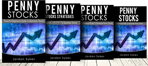 Penny Stocks: 4 Manuscript: Penny Beginner, Penny Strategies,Penny Advanced, Penny Fundamentals (Stocks, stock market,day trading,stocks Book 1)