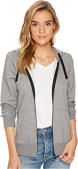 Hurley - Solid Icon Zip Fleece