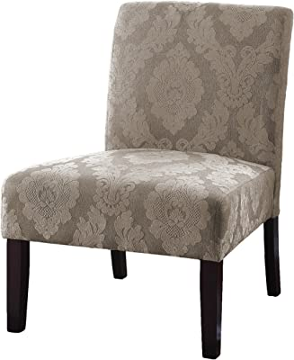 Best Master Furniture Winslow Upholstered Living Room Accent Chair