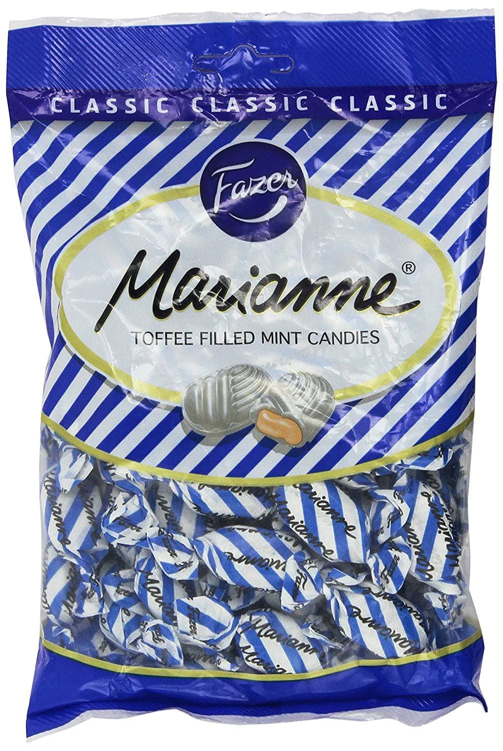 Marianne Toffee Filled Mint Sales for sale Candies Fazer New life ounce Karl 7.76 by