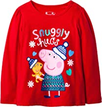 Peppa Pig Graphic Long Sleeve T-Shirt