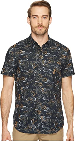 Lucky Brand - South Pacific One Pocket Shirt