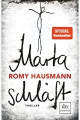 Marta schläft: Thriller (German Edition) Formato Kindle