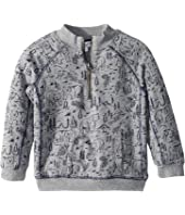 Splendid Littles - Printed Brushed French Terry Pop Over (Infant)