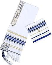 Star Gifts Royal Blue Messianic Tallit Prayer Shawl 73