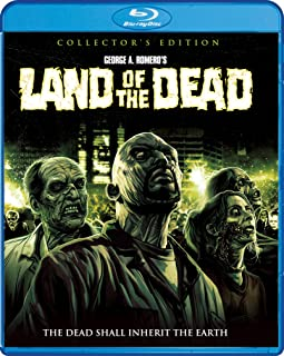 land of the dead collector's edition