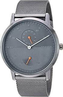 Skagen Men's Kristoffer Multifunction Stainless Steel Casual Quartz Watch