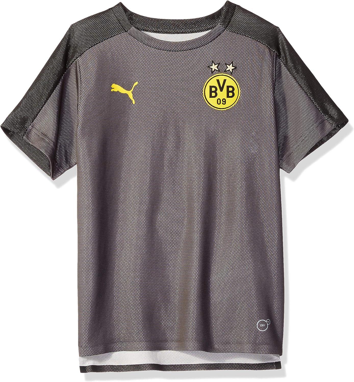 PUMA BVB Stadium Jersey Jr Without Sponsor Logo Camisa para Hombre