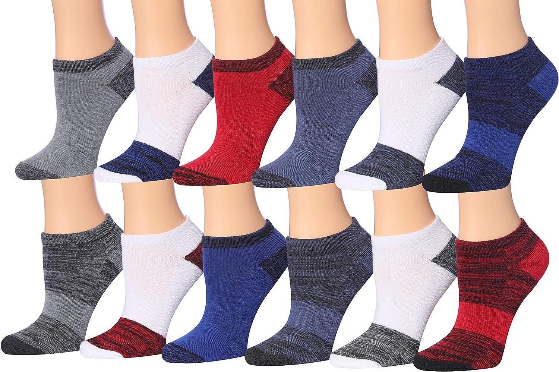 Tipi Toe Kids Boys 12-Pairs Low Cut Athletic Sport Peformance Socks : Sports & Outdoors