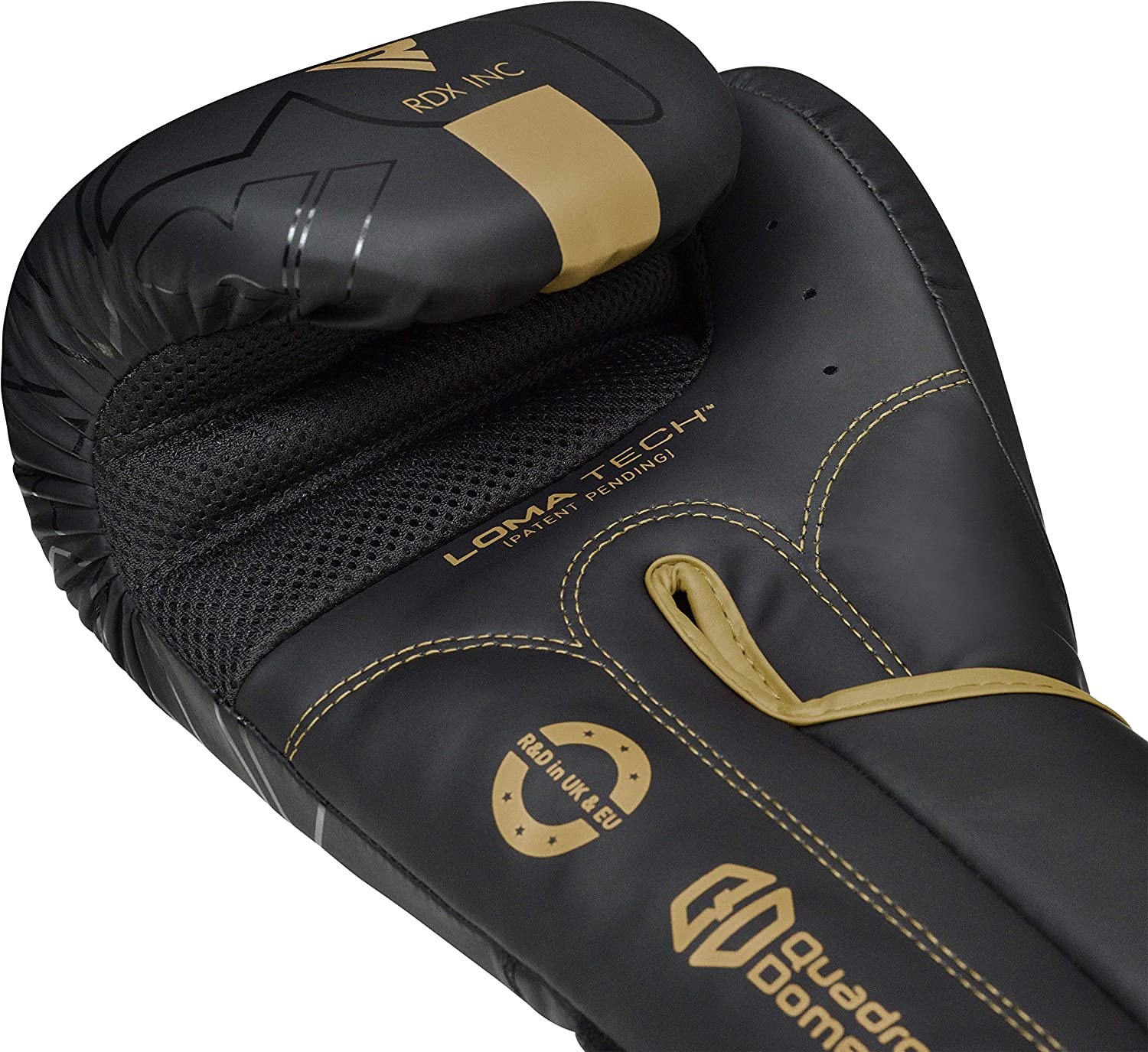 Punch Bag Double End Ball Punching Fight Gloves Thai Pad MMA Focus Pads KARA Patent Pending Training Mitt for Kickboxing RDX Boxing Gloves Sparring and Muay Thai Maya Hide Leather
