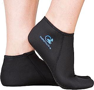 جوراب بادی آبی InstaMarine Premium Neoprene مناسب برای ورزشهای آبی ، غواصی ، غواصی ، شنا