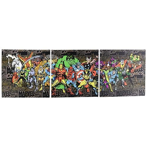 Marvel Canvas: Amazon com