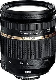 Tamron SP 17-50mm F/2.8 XR Di-II VC LD Aspherical for Nikon APS-C Digital SLR Cameras (Renewed)