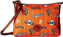 Dooney & Bourke - MLB Crossbody Pouchette Bag