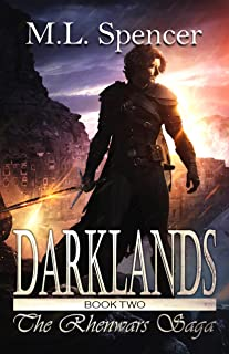 Darklands (The Rhenwars Saga Book 2) (English Edition)