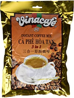 Vinacafe 3 in 1 Instant Coffee Mix, 20 Sachets (Pack of 3)