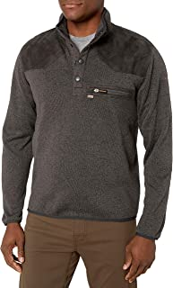 Nomad mens Slaysman Pop Over Pullover
