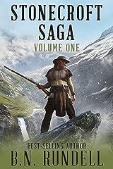 Stonecroft Saga Volume One: A Historical Christian Western Series Kindle Edition