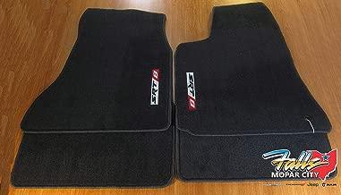 OEM Chrysler 300 SRT Carpet Floor Mats Dark Slate