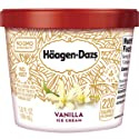 Haagen-Dazs, Cup Vanilla Ice Cream, 3.6 oz (Frozen)