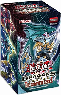 Yu-Gi-Oh! Trading Cards Dragon of Legend Complete Series Deck, Multicolor (083717850663)