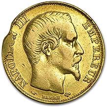 napoleon iii gold coin 20 francs