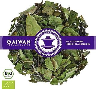 """N° 1114: Tè bianco biologique in foglie """"Pai Mu Tan"""" - 1 kg - GAIWAN® GERMANY - tè in foglie, tè bio, tè bianco dalla Cina, tè cinese, 1000 g"""