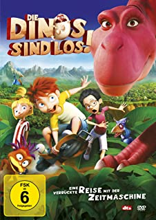 Dino Time [ NON-USA FORMAT, PAL, Reg.2 Import - Germany ]