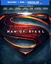 Man of Steel - Limited Edition Steelbook [Blu-ray]