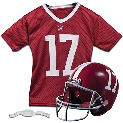 25b0b502c Franklin Sports NCAA Youth Helmet Jersey Set