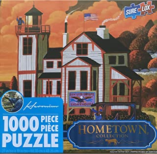 Hometown Collection: Sunset Visit 1000 Piece Puzzle