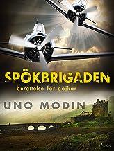 Spökbrigaden :berättelse för pojkar (Peter Trench, den flygande detektiven) (Swedish Edition)