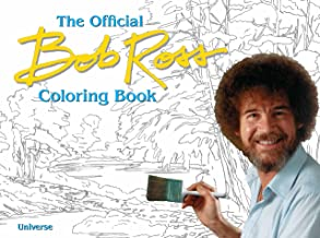 Download The Bob Ross Coloring Book PDF