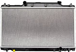 TUPARTS TUPARTS Radiator 2574 Fit for 2002-2005 Honda Civic Si L4 2.0L