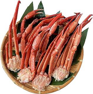 鮮度の鬼 訳ありトゲ ズワイガニ 1kg 食べ放題で需要が高まっている人気のトゲズワイガニ