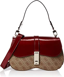 GUESS Womens Asher Asher Shoulder Bag