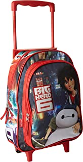 Big Hero Mochila Carro, 27 x 34 cm, Color Rojo