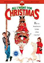 all i want for christmas dvd
