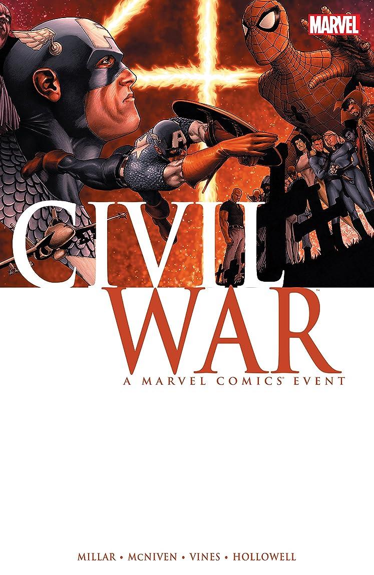 によると部門電気陽性Civil War (English Edition)