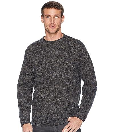 Pendleton Shetland Crew Sweater (Midnight Camo) Men