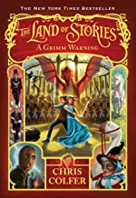 The Land of Stories: A Grimm Warning PDF