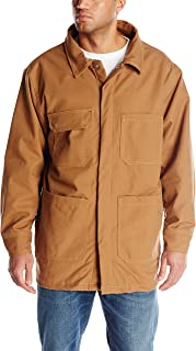 Best duck quilted flannel-lined active jacket Reviews