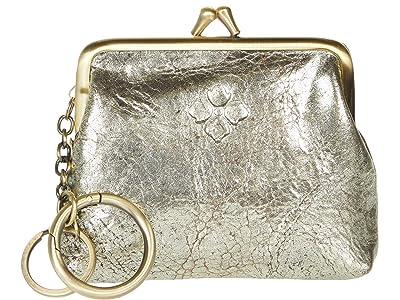 Patricia Nash Large Borse Coin Purse (Chocolate Metallic) Coin Purse