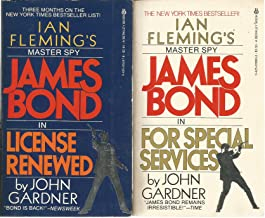 James Bond In; For Special Service & License Renewed