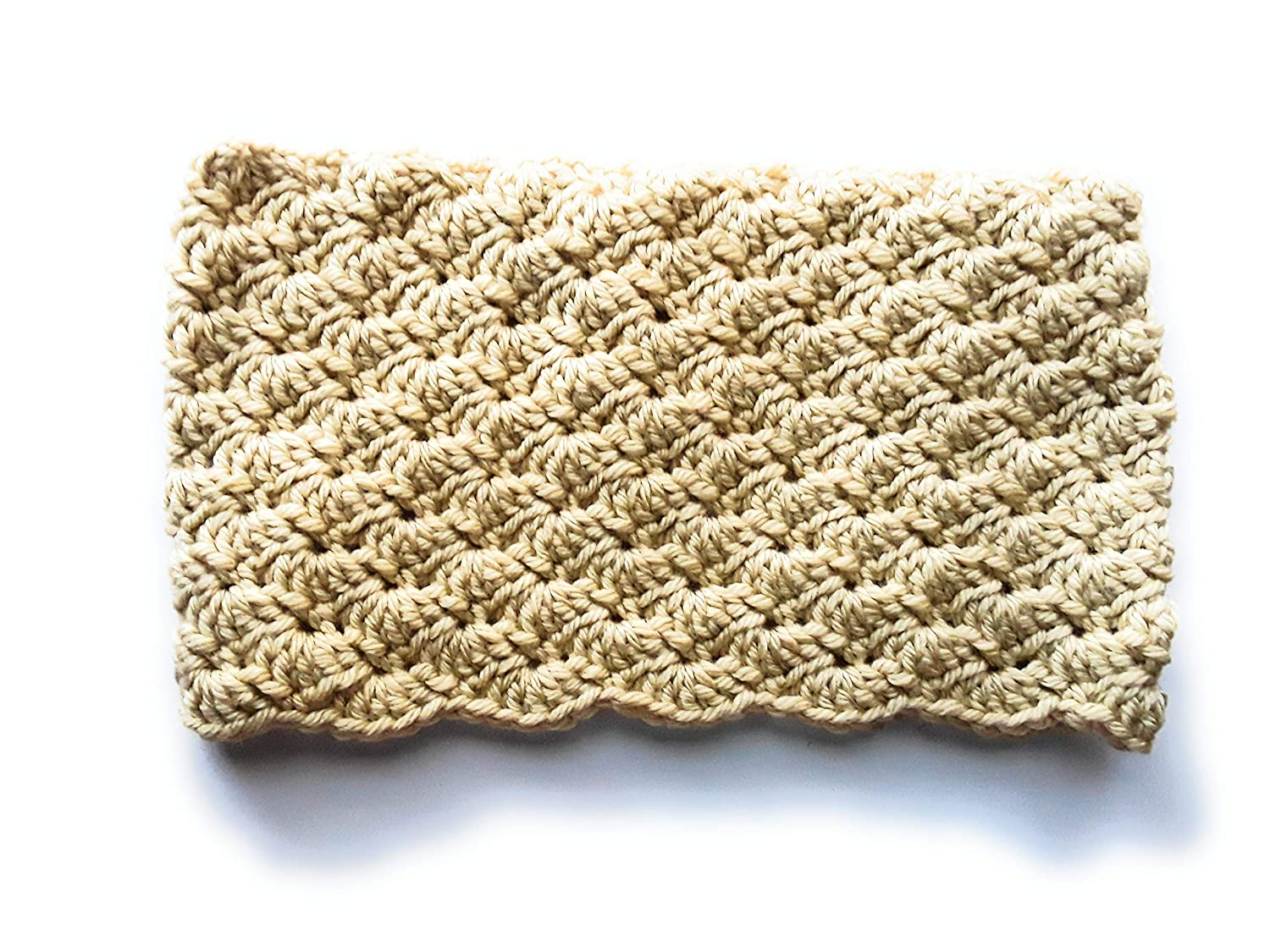 New life Yellow neck warmer unisex Cowl honey gold child gift adult scarf