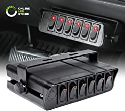 rzr 1000 rocker switch panel