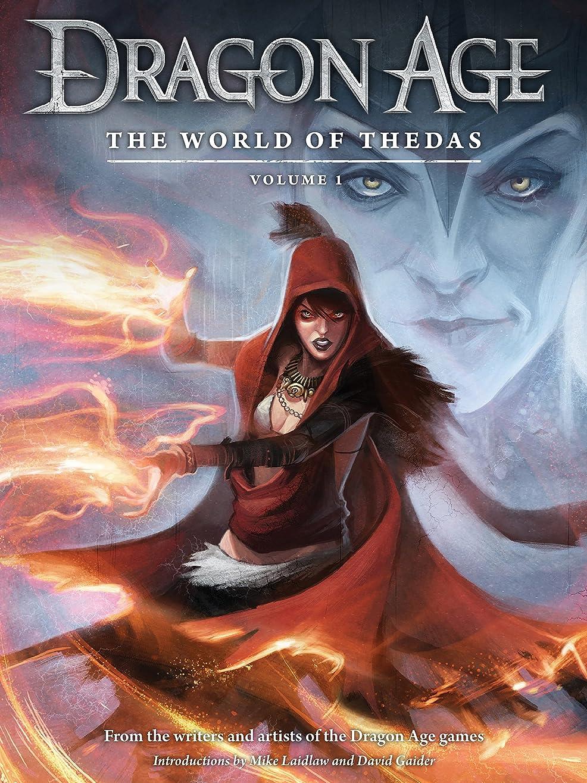 マークダウンヶ月目物理学者Dragon Age: The World of Thedas Volume 1 (English Edition)